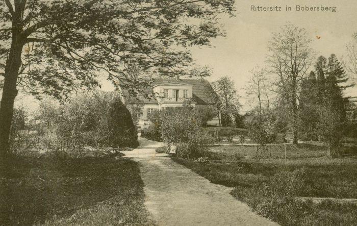 Bobrowice- na pld. od Krosna Odrzanskiego Droga Nr 287