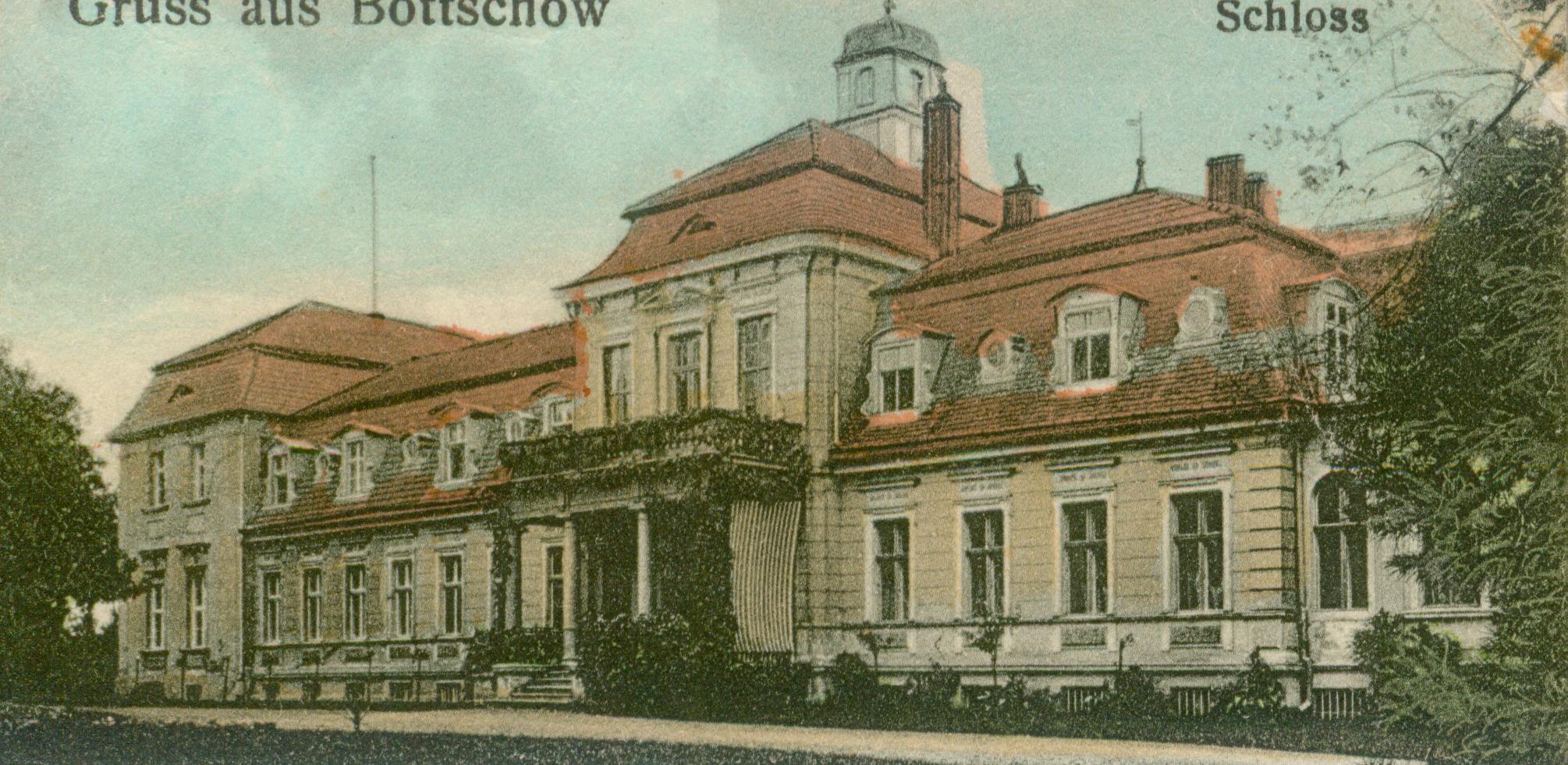 Boczów pałac
