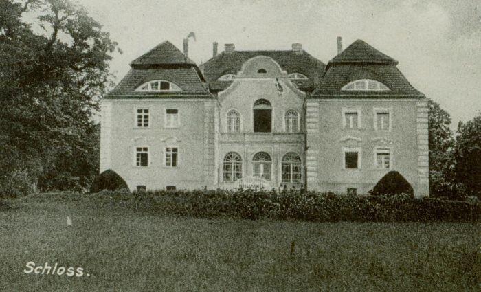 Bogaczow- palac