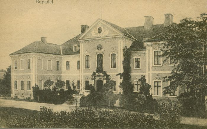 Bojadla- palac