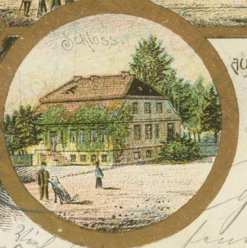 Budziechow - dwor