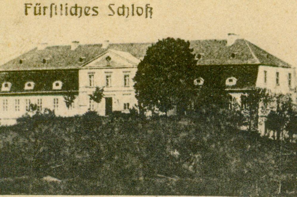 Bytnica pałac