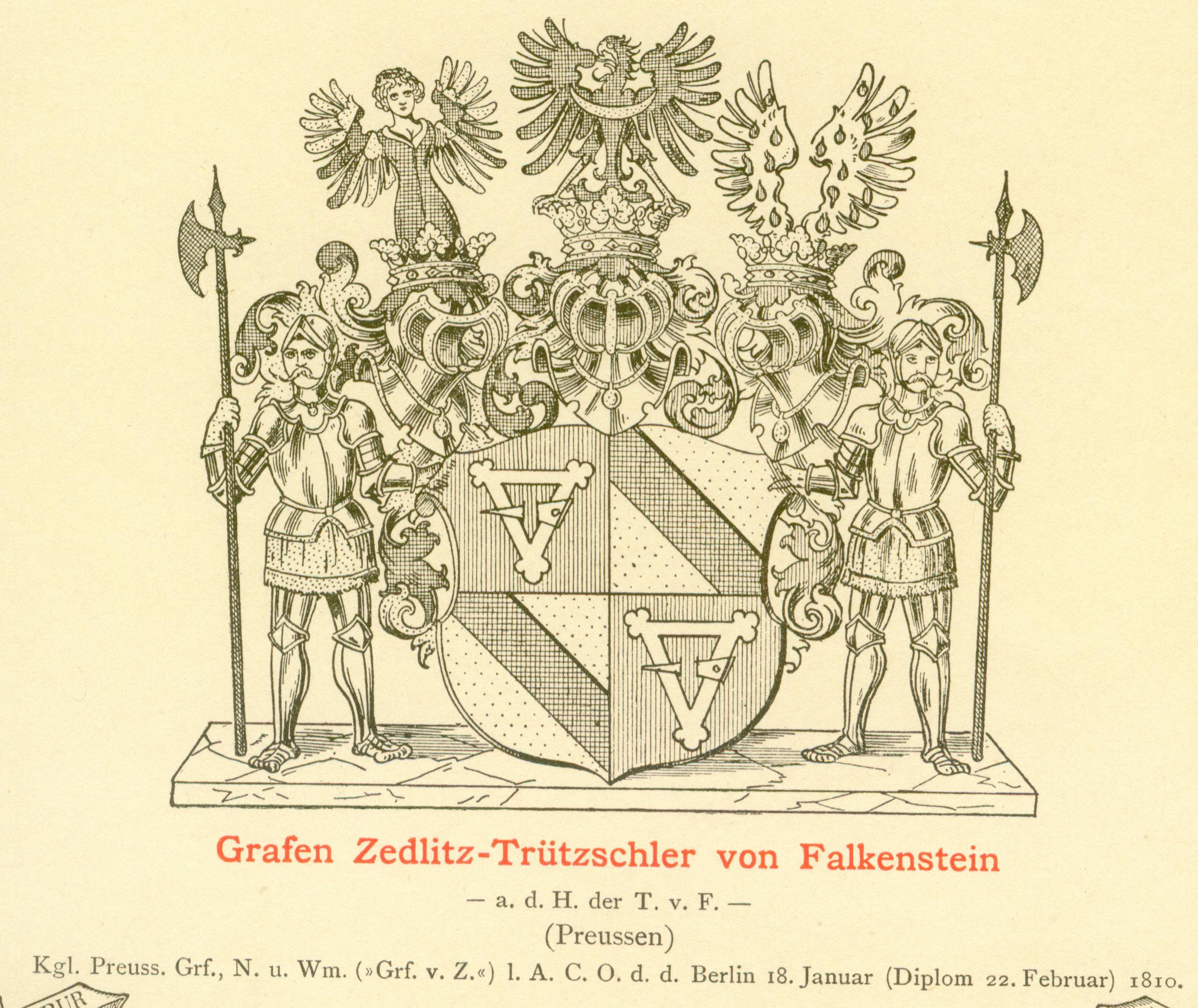 Zedlitz-Trutzschler von Falkenstein