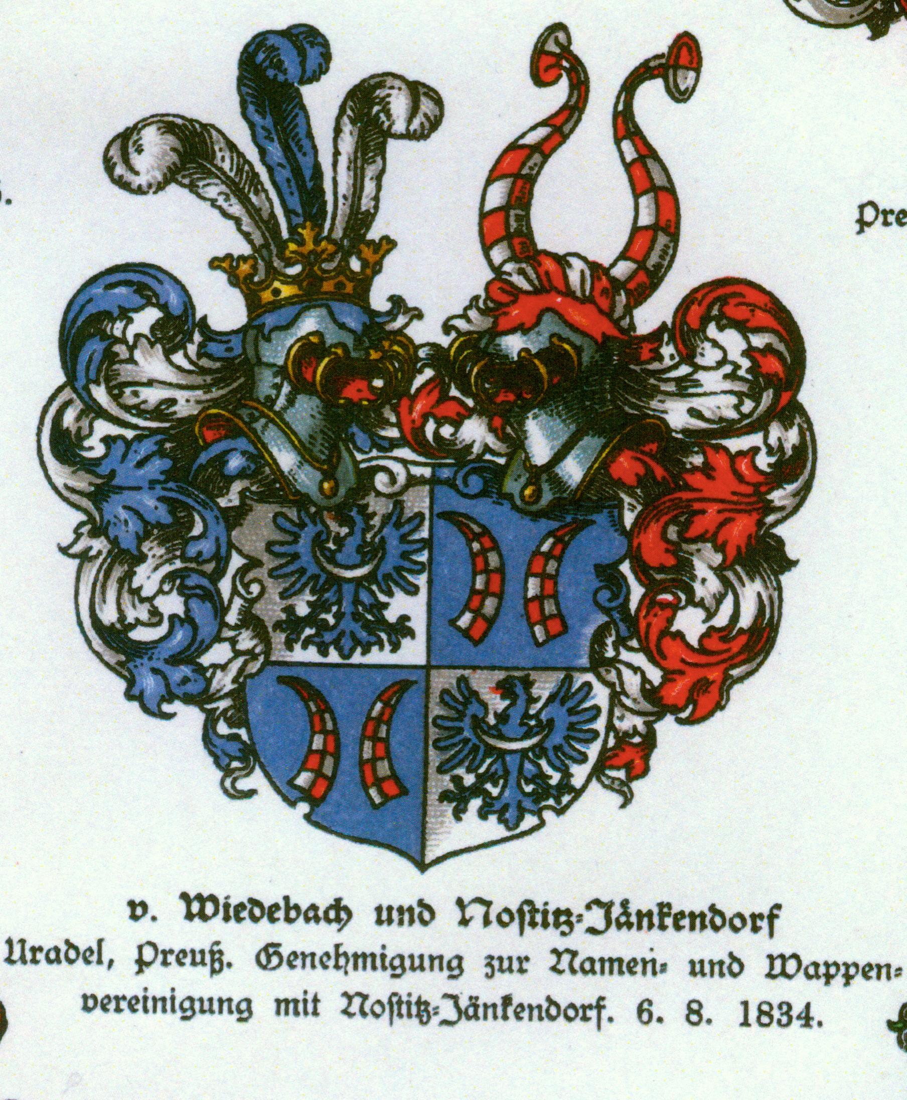 von Wiedebach und Nostitz-Jaenkendorf