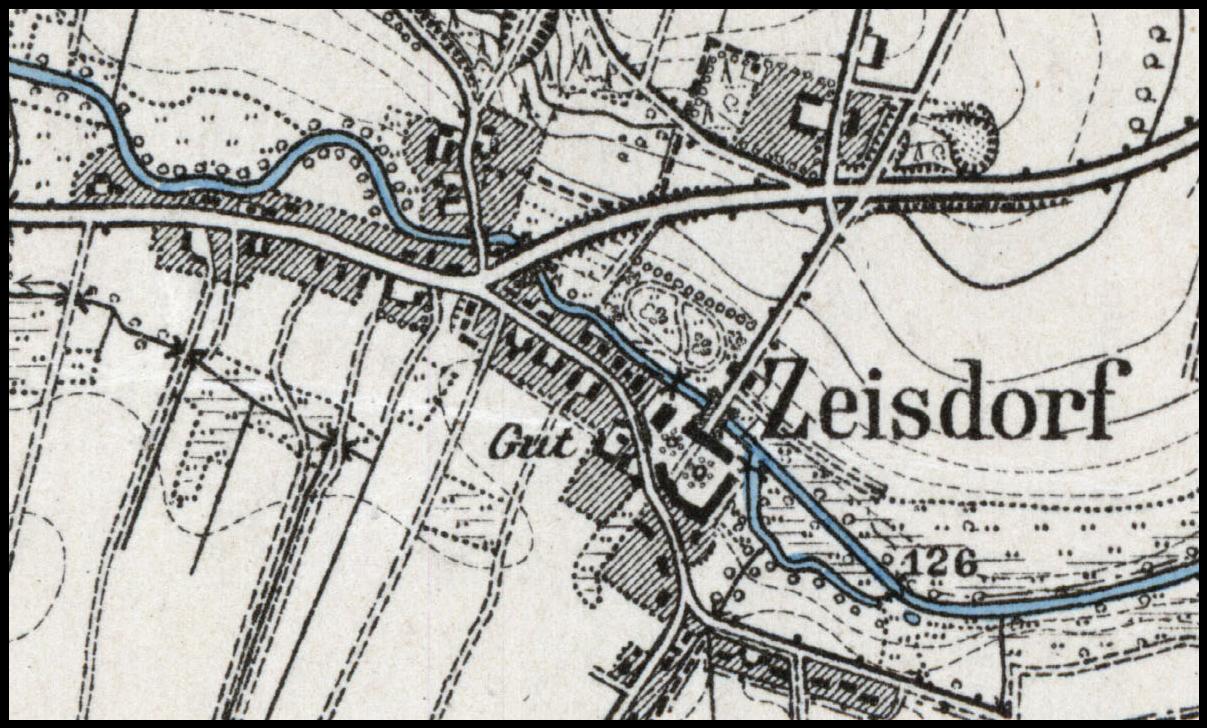 Cieciszów 1911, lubuskie