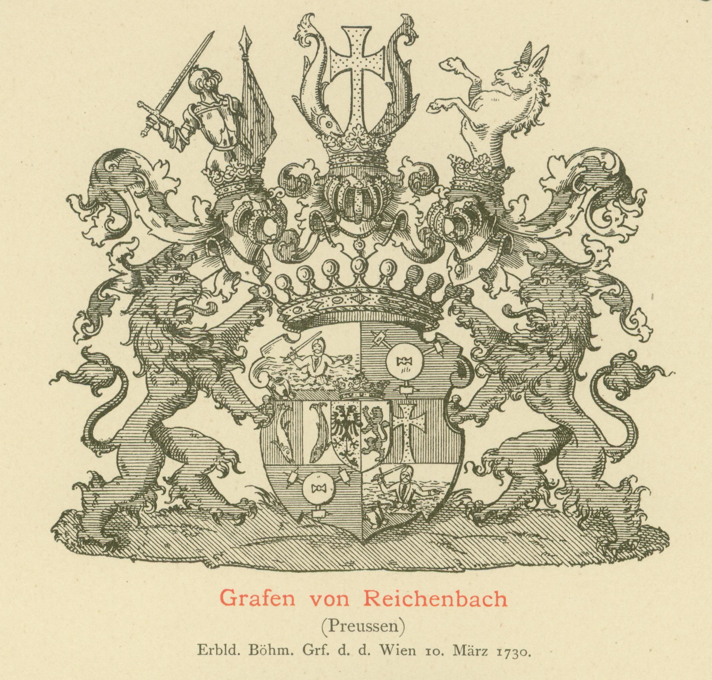 Reichenbach hrabia