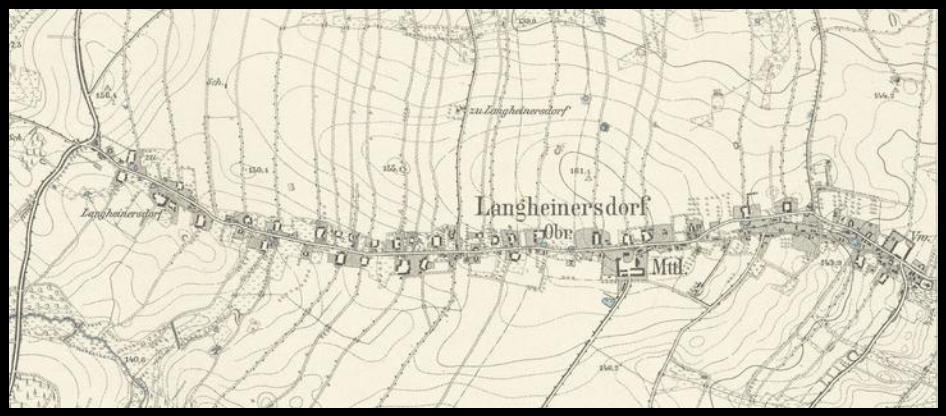 Długie 1901, lubuskie