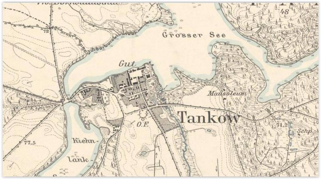 Danków 1893, lubuskie