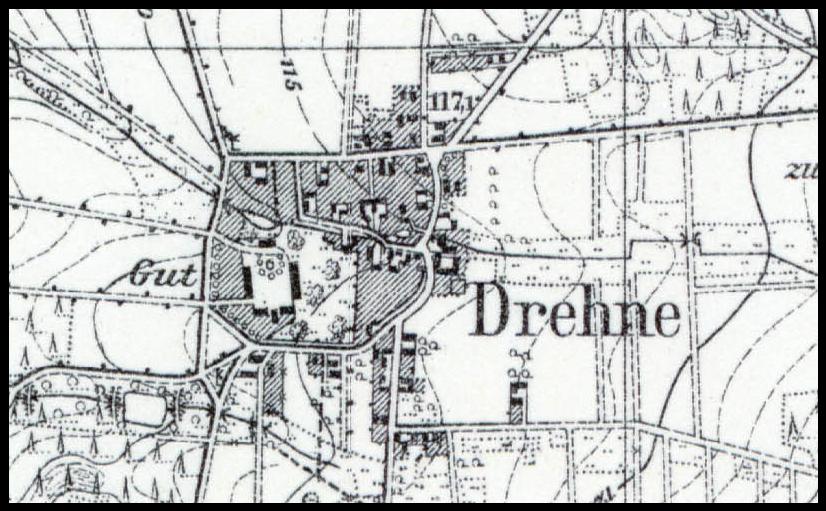 Drzeniów 1939, lubuskie