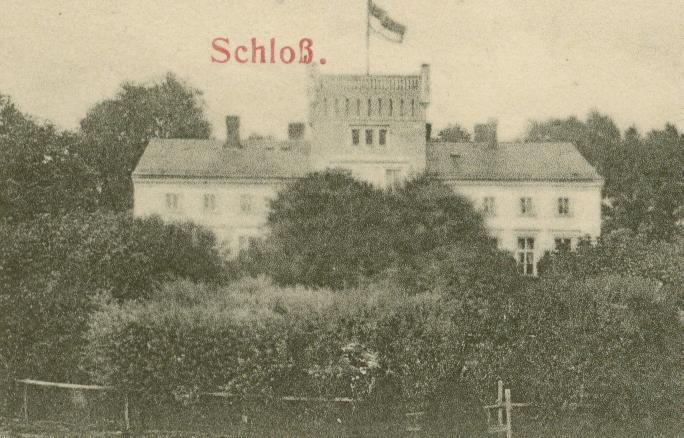 Drzeniów-pałac