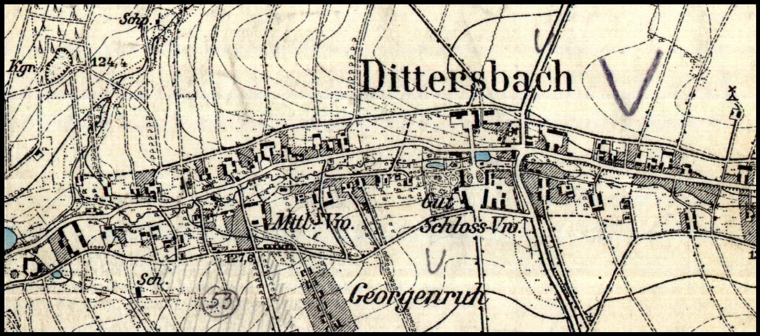 Dzietrzychowice 1921, lubuskie