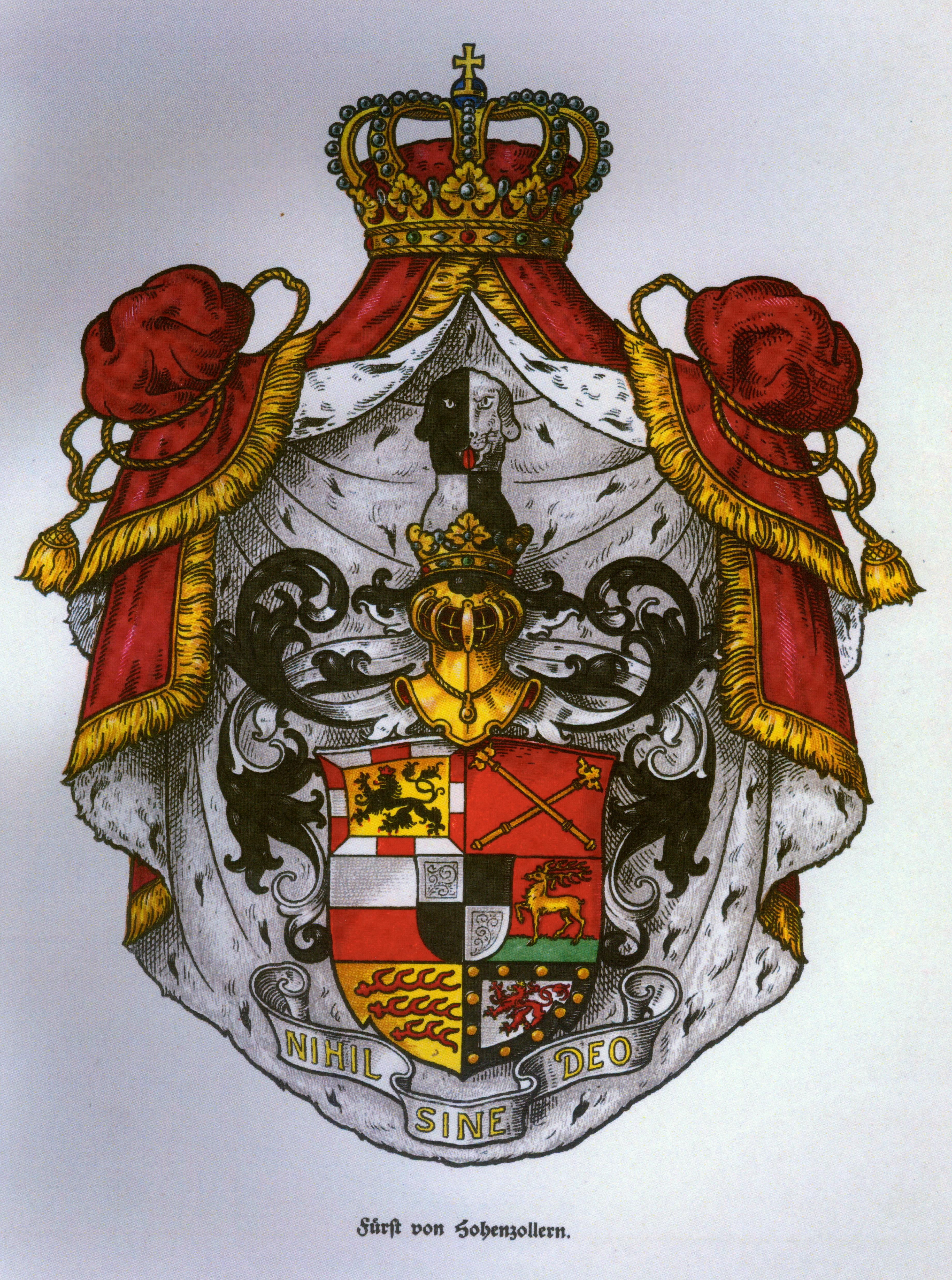von Hohenzollern