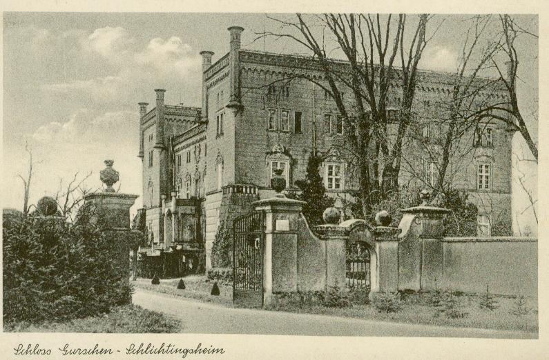 Górczyna- pałac