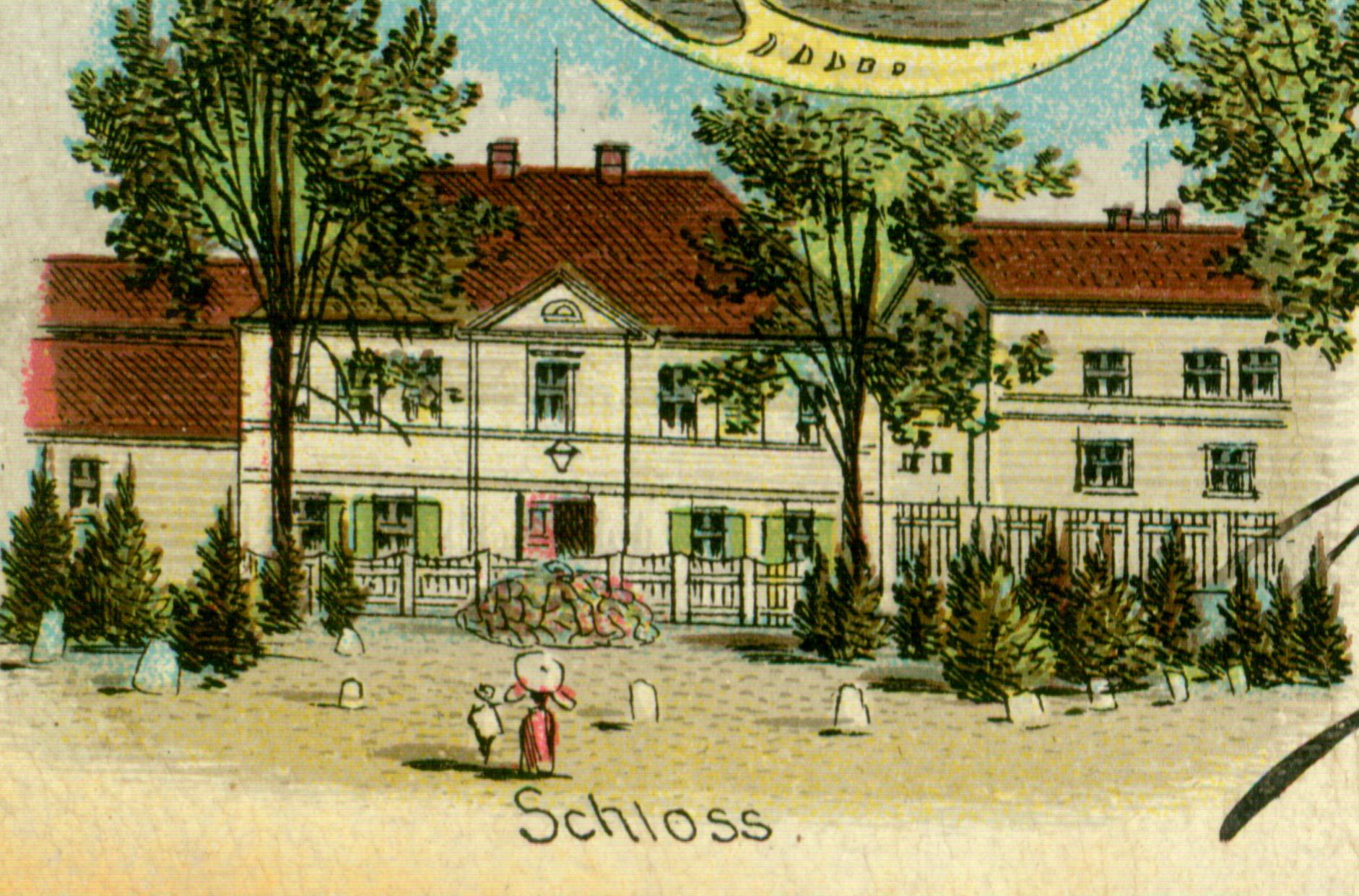 Głusko-pałac