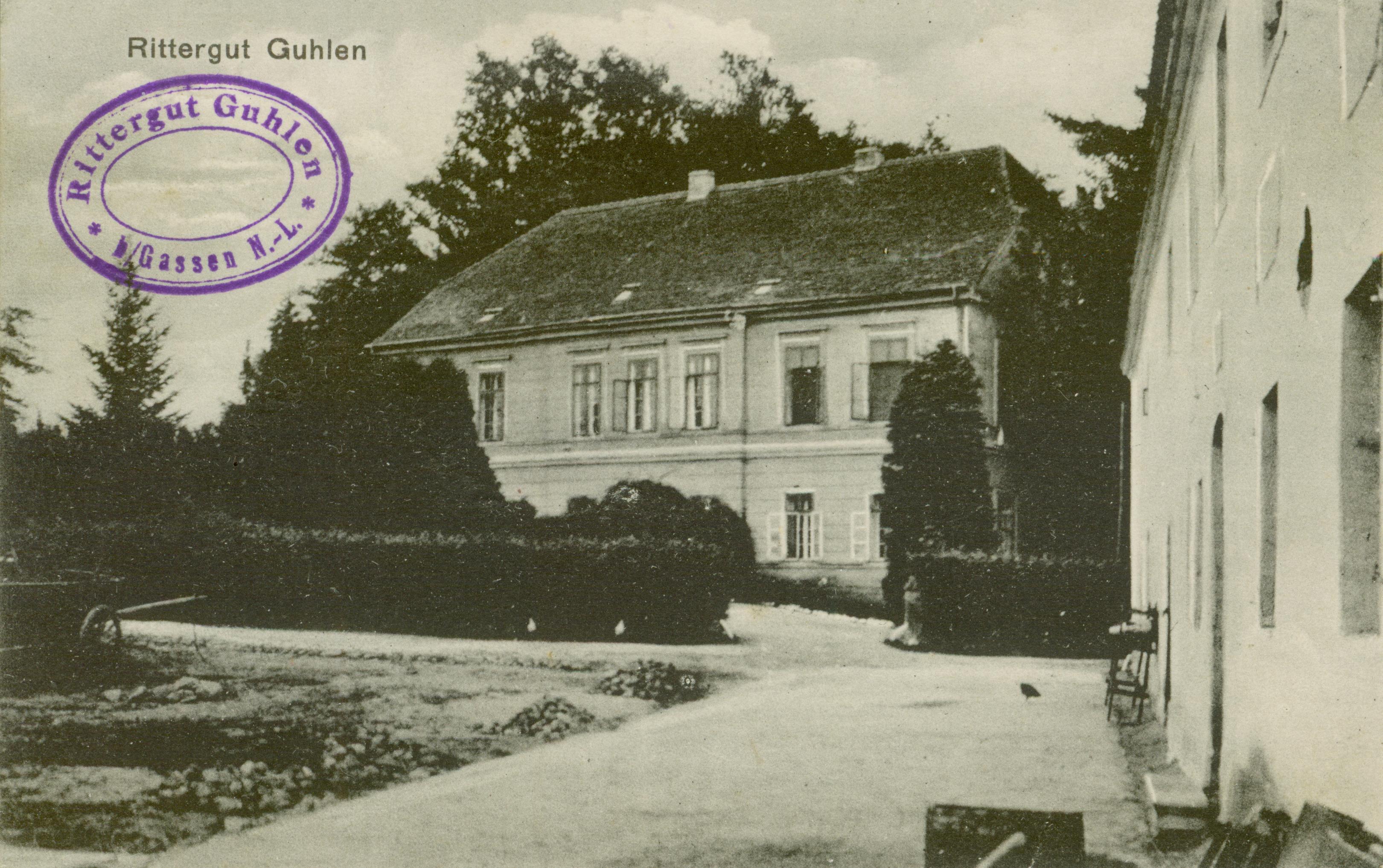 Golin- na południe od Lubska-Jasienia
