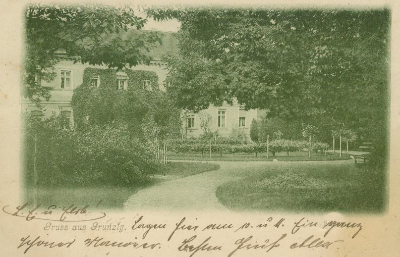 Goruńsko- na drodze Bledzew-Templewo