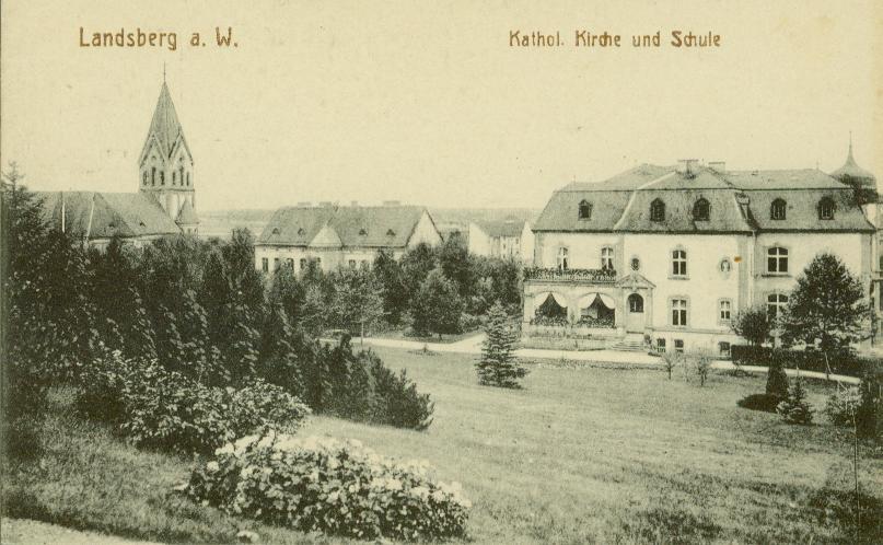 Gorzów-pałac Schroedera