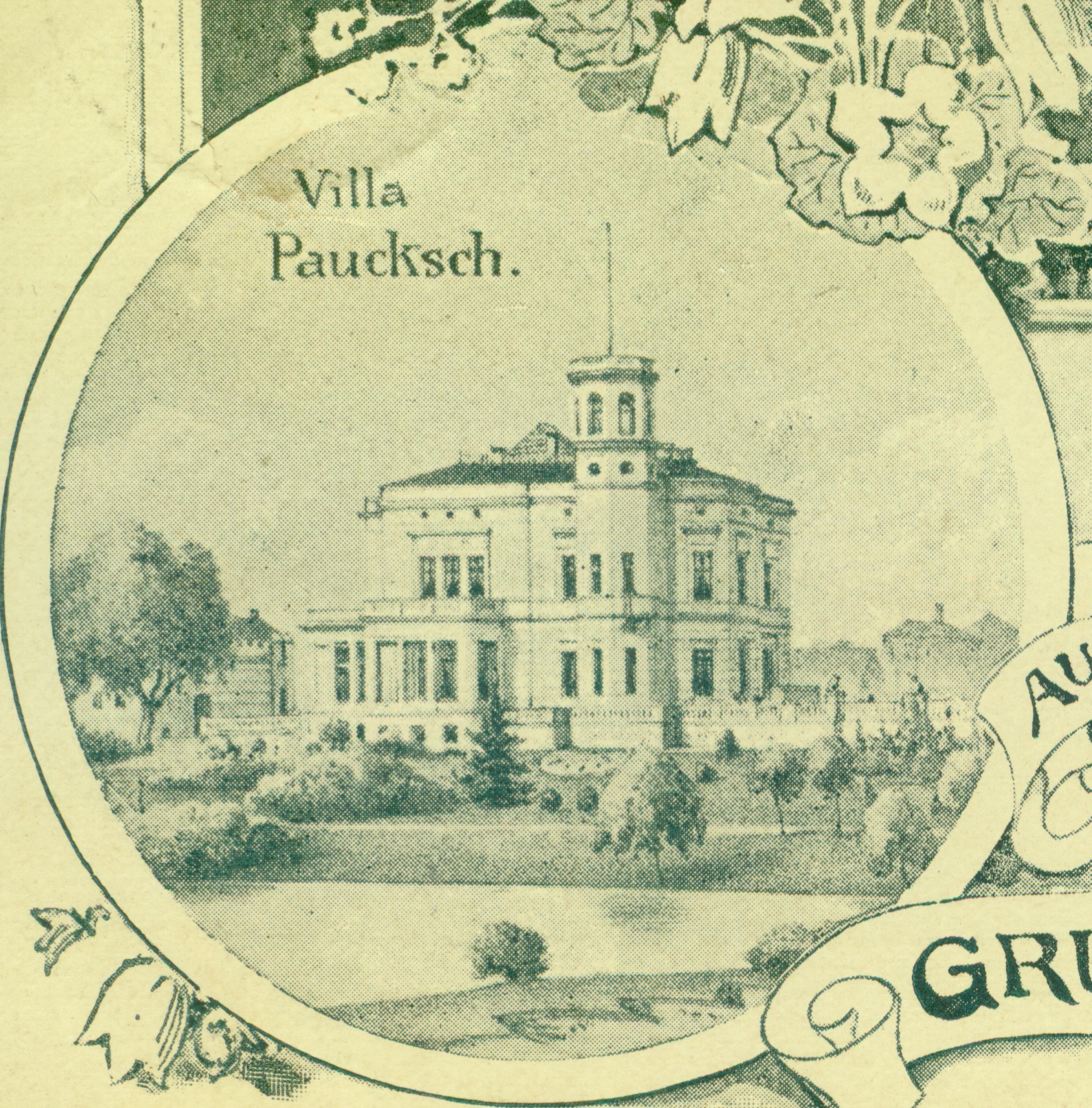 Gorzów-willa Paucksch