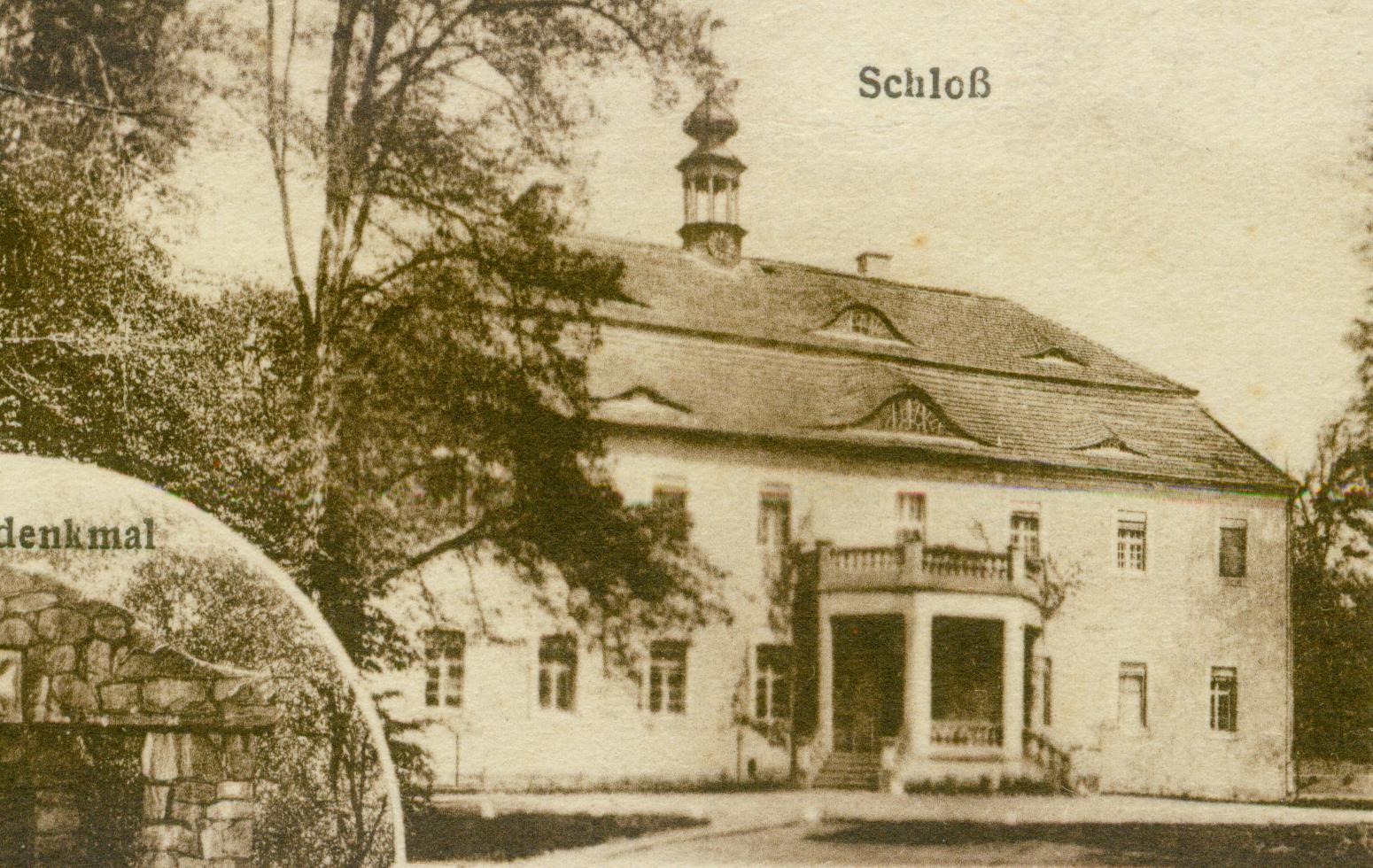 Gorzupia Dolna- pałac