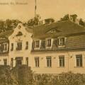 Gryżyna- dwór- pałac myśliwski