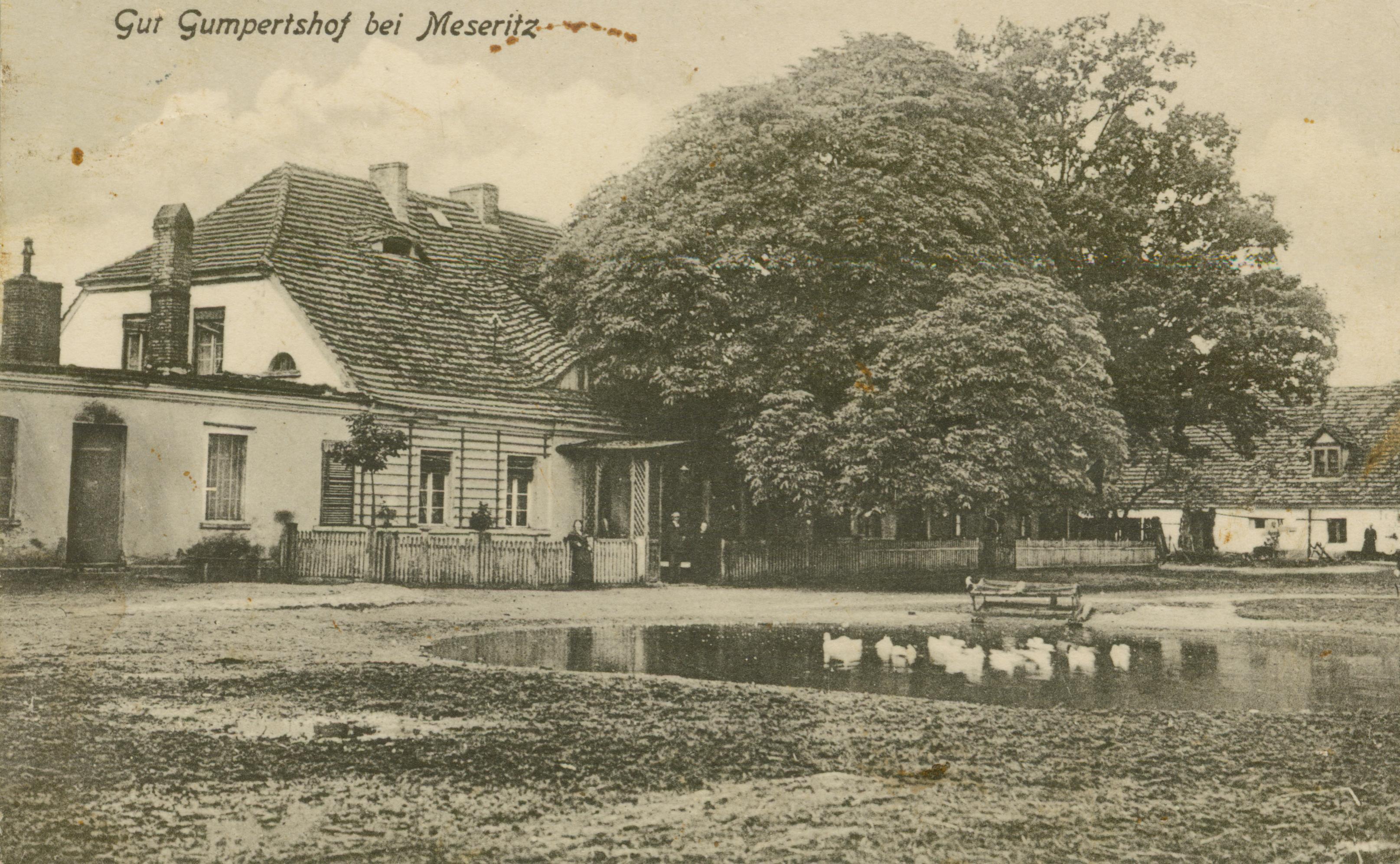 Gumpertshof- PGR Obra pod Międzyrzeczem
