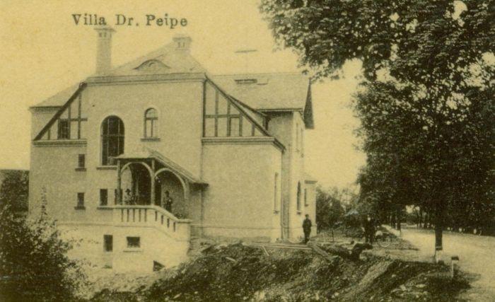 Ilowa - willa Dr Peipe2