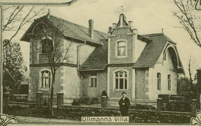 Jablonow- willa Ullmanns