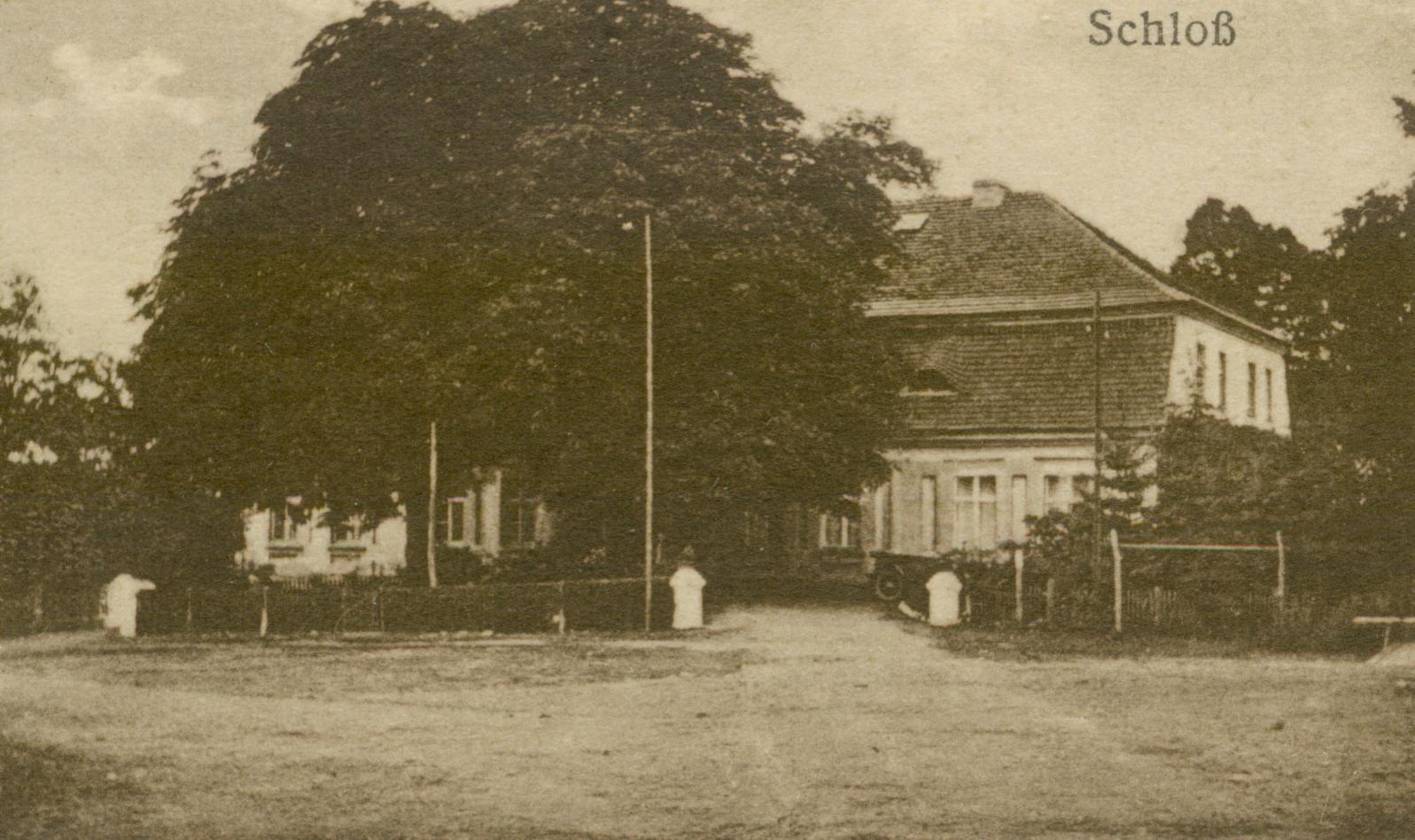 Kępsko- pałac