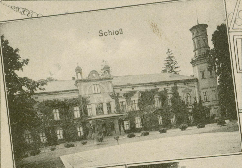 Kalsk- pałac