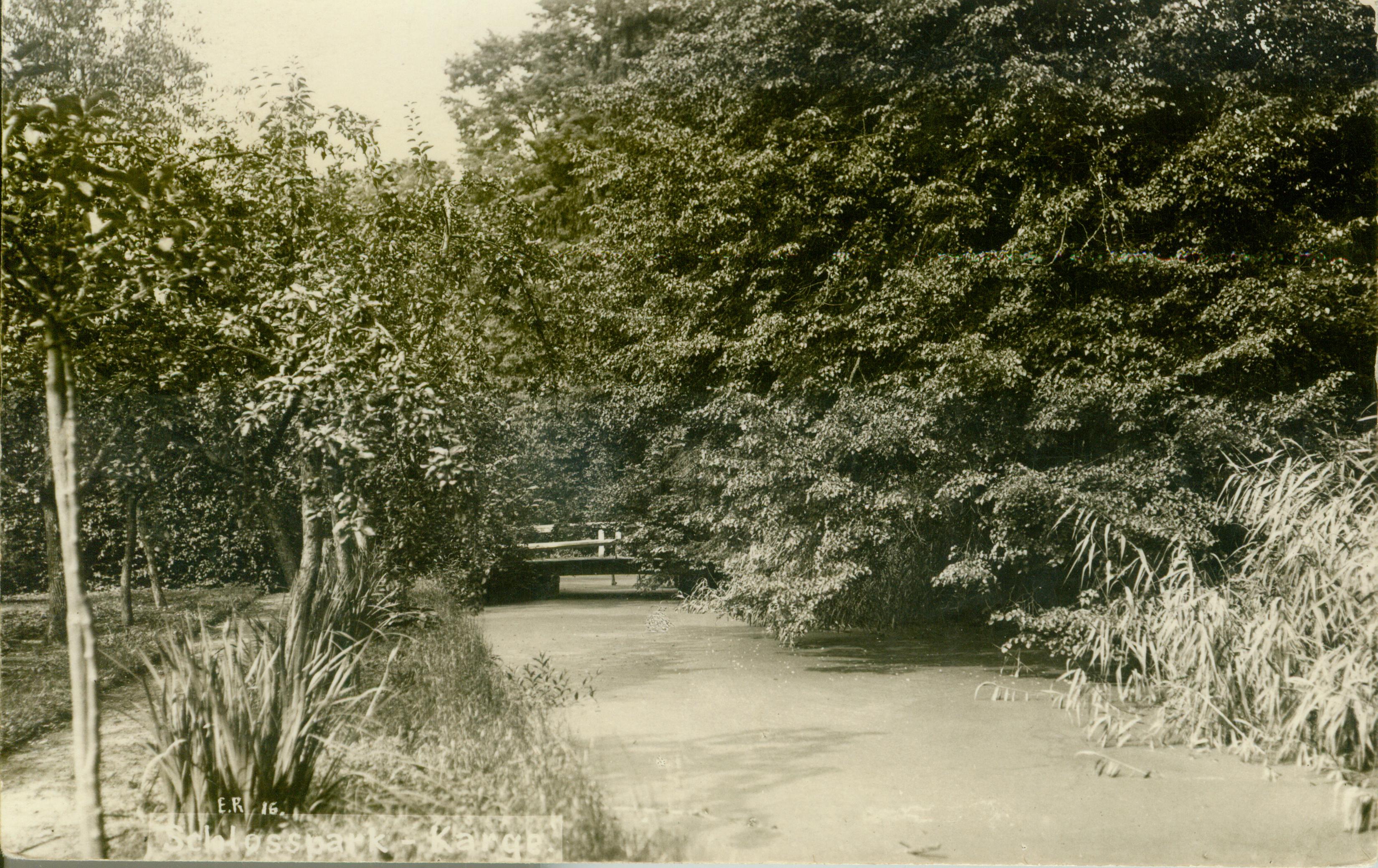 Kargowa-park pałacowy, lubuskie