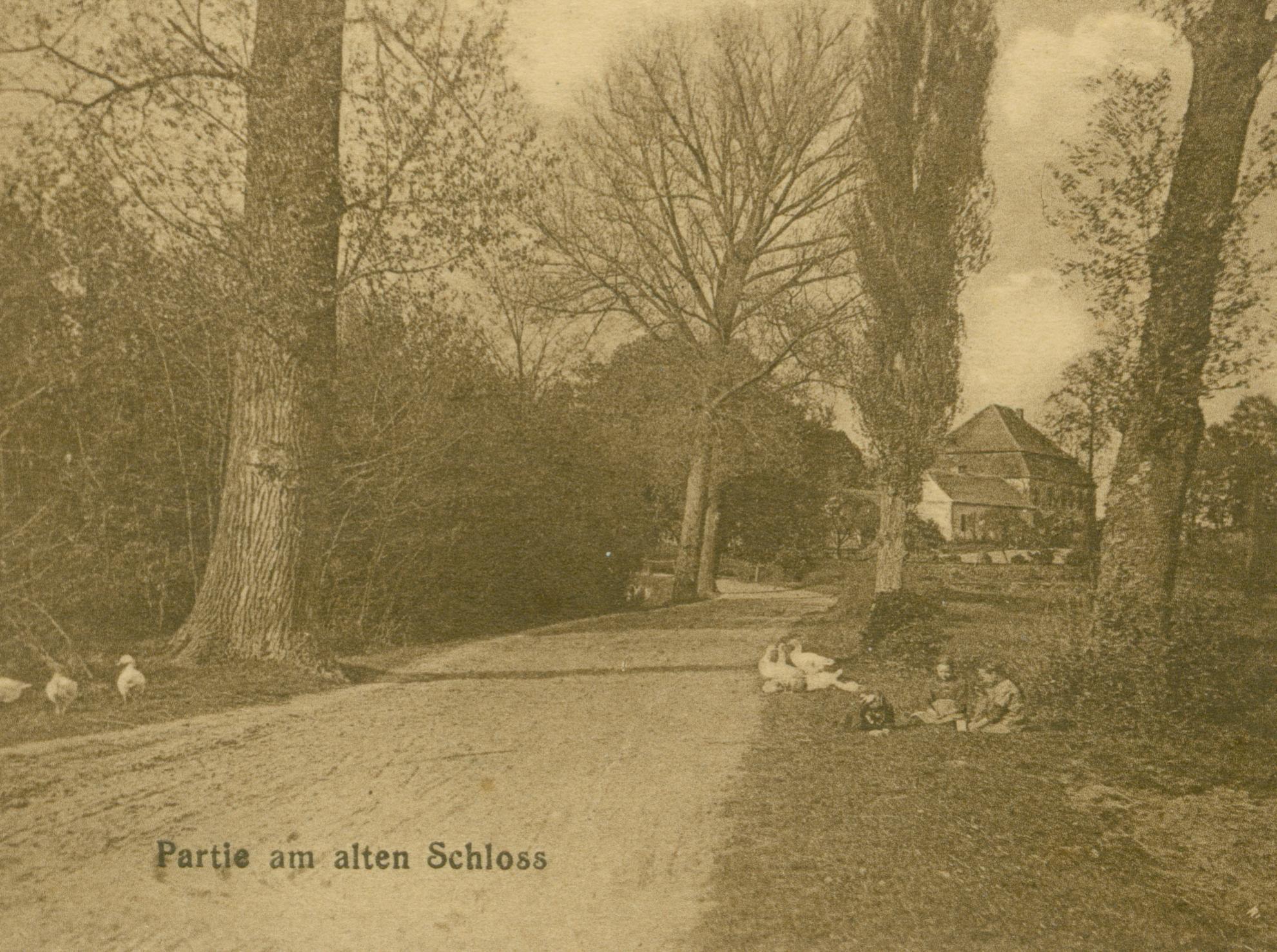 Klępsk- stary pałac001