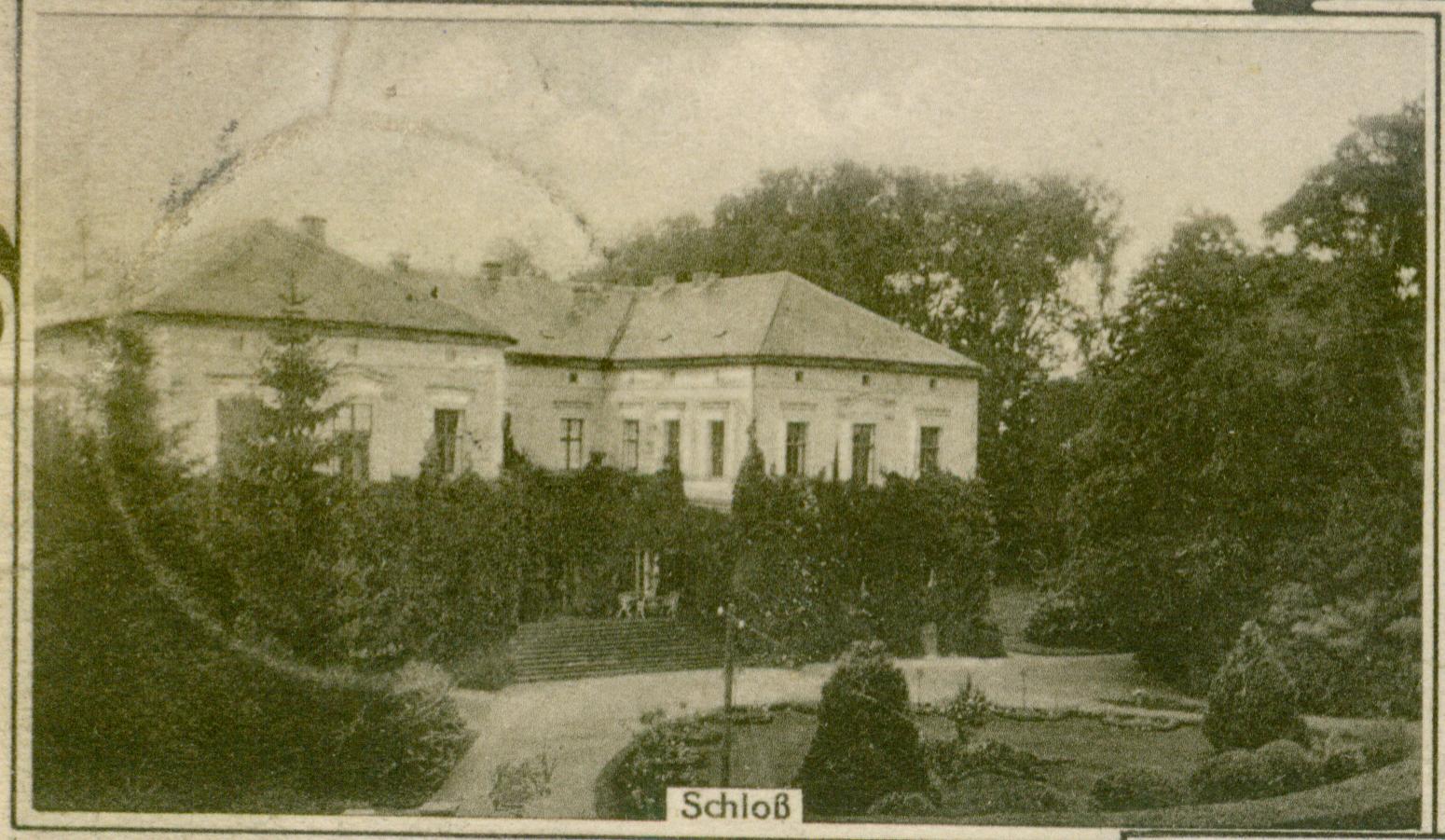 Kosierz- pałac