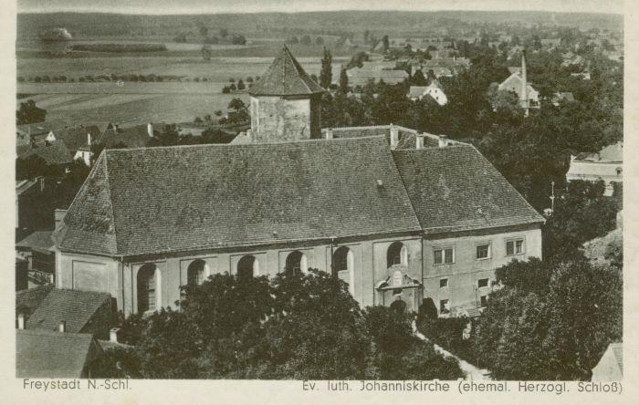 Kozuchow- zamek
