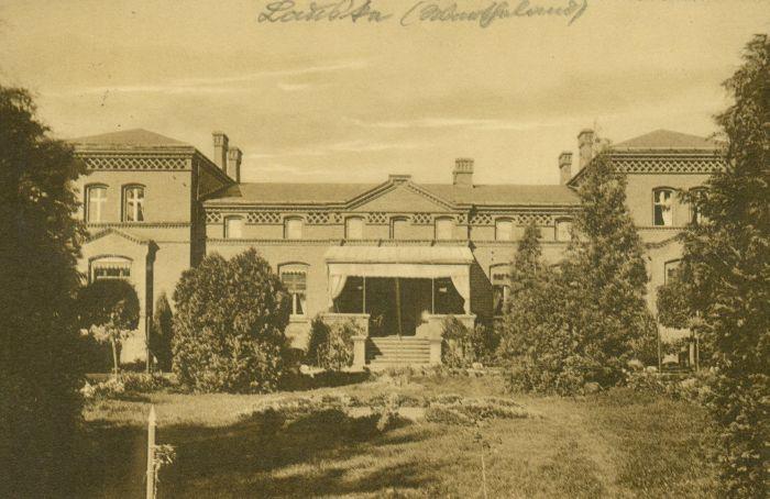 Krasne Dlusko- palac
