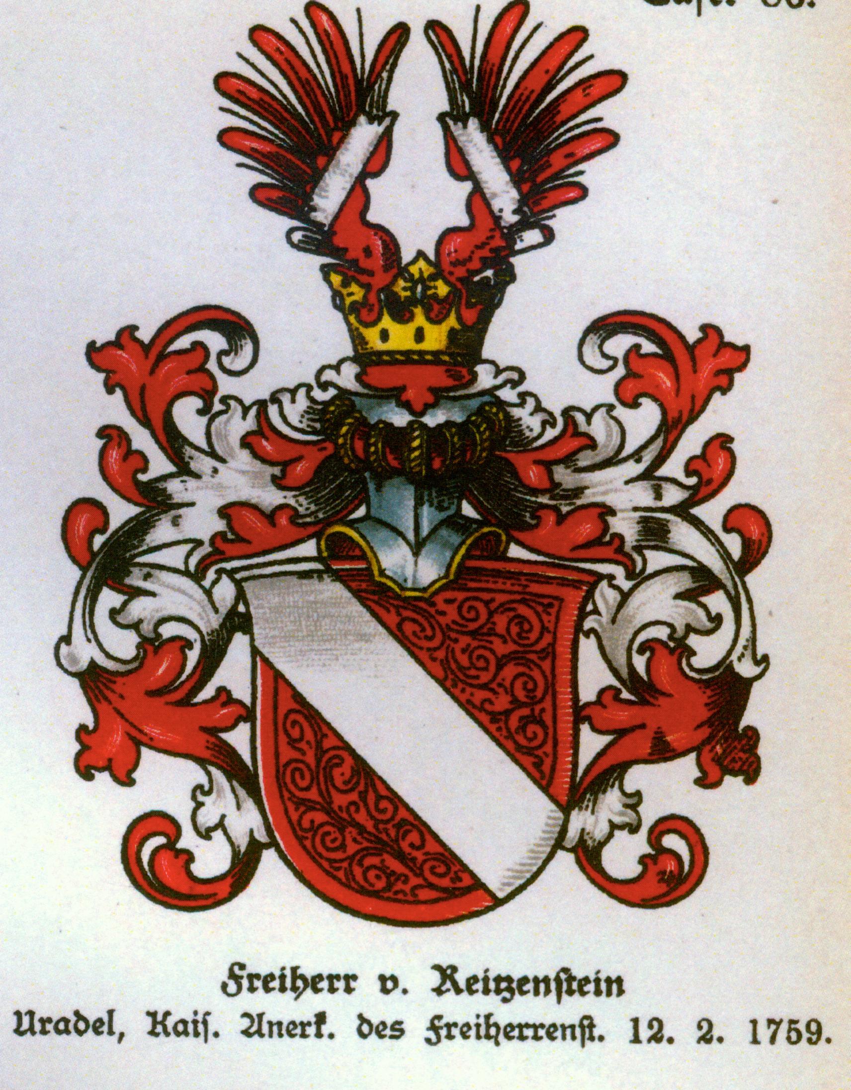 von Reitzenstein