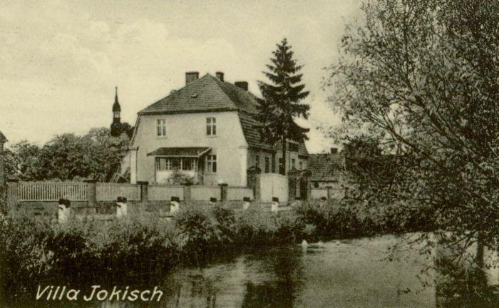 Krazkowo-willa Jokisch