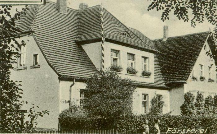 Krobielewko- dwor,lesniczowka