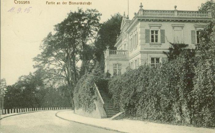 Krosno Odrzańskie- pałac