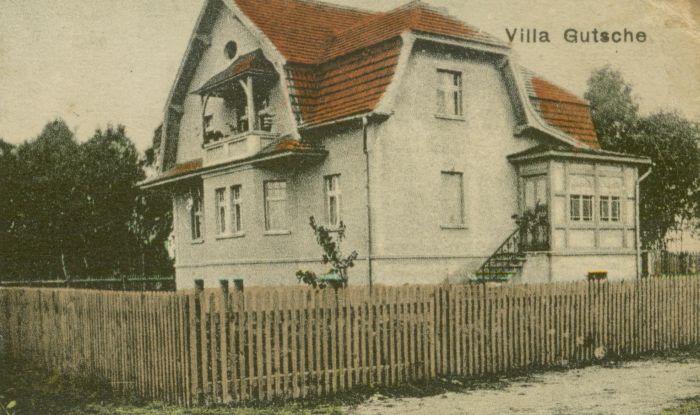 Leszno Gorne - willa Gutsche