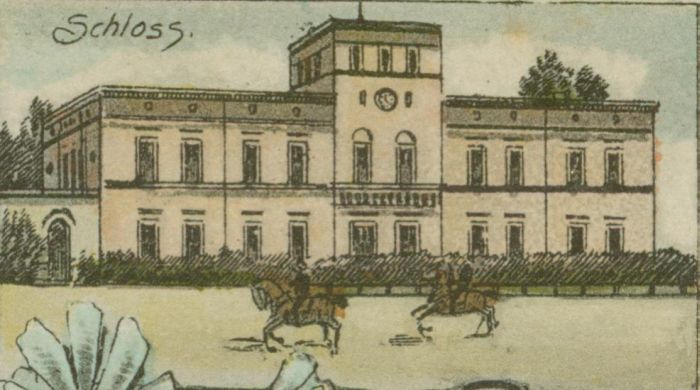 Lubicz- palac