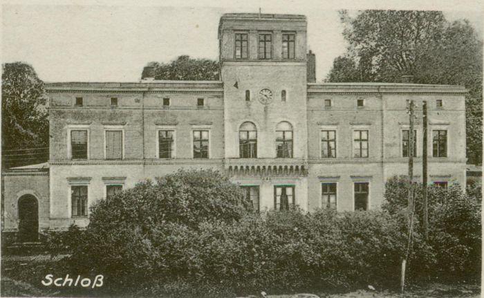 Lubicz-palac