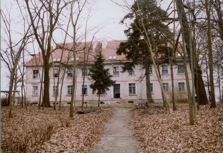 Lubniewice - pałac