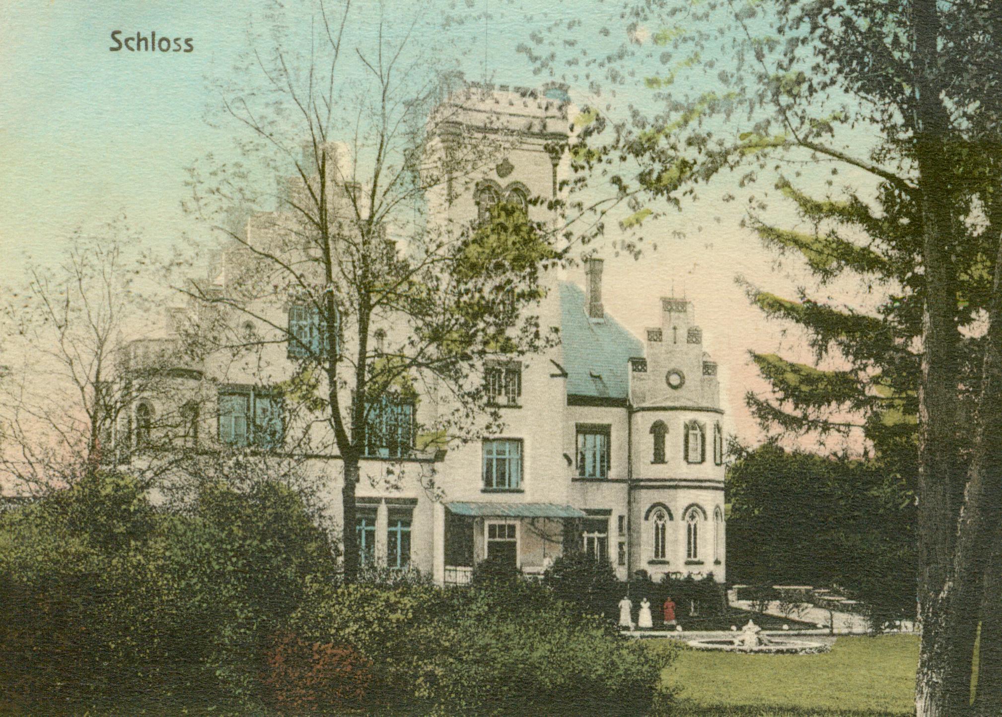 Lubno pałac