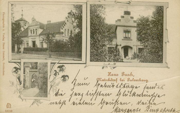 Maczków - na pld. od Rzepina Dwor
