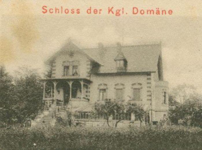 Mirostowice Dolne- palac ok. Zar001