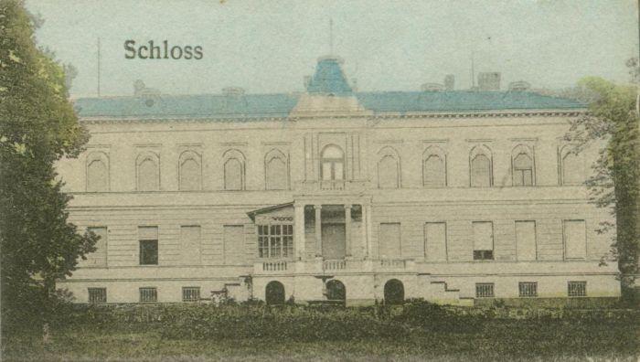Mostki k.Swiebodzina- palac001