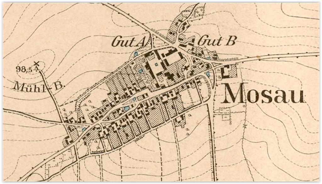Mozów 1896, lubuskie