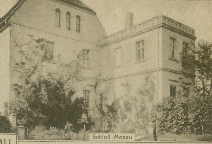 Mozow- palac von Mosau