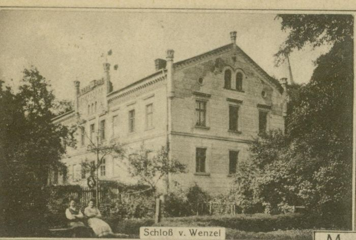 Mozow- palac von Wenzel