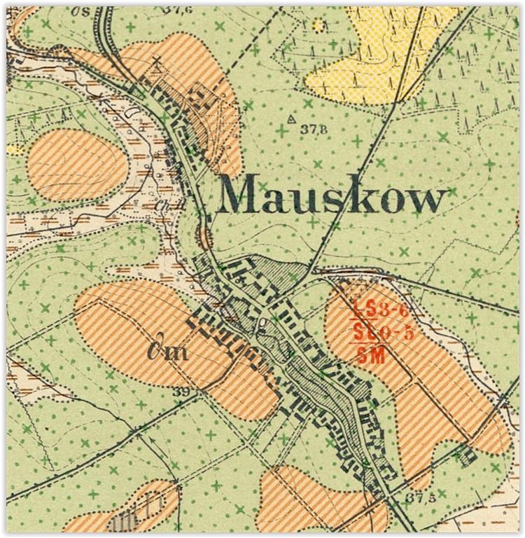 Muszkowo 1905, lubuskie